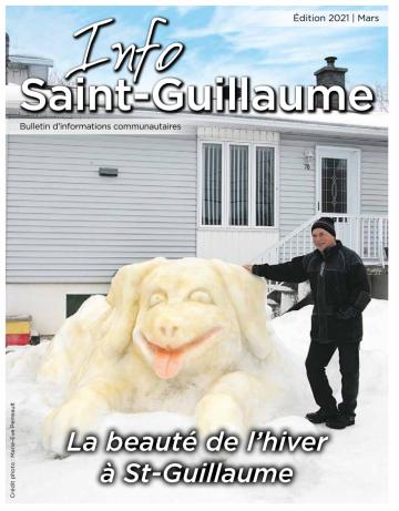 La beauté de l'hiver à St-Guillaume